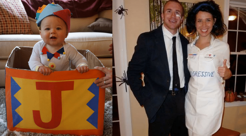 No-Sew Halloween Costumes for Kids and Kids at Heart