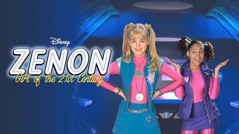 Zenon Girl of the 21st Century