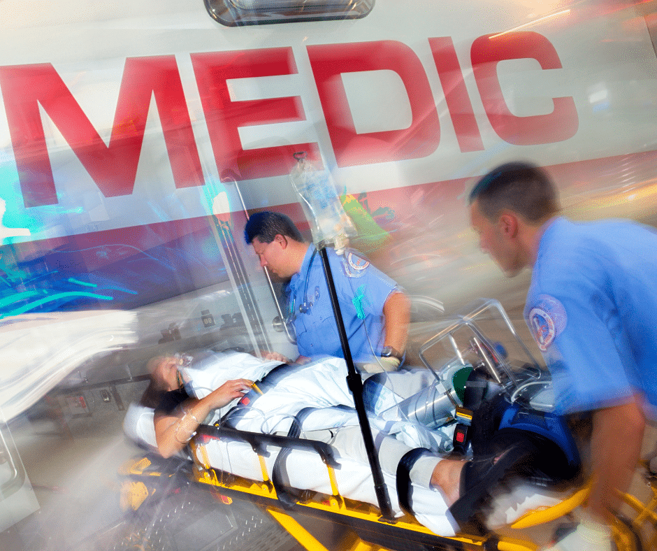 Lessons Learned from an Ambulance