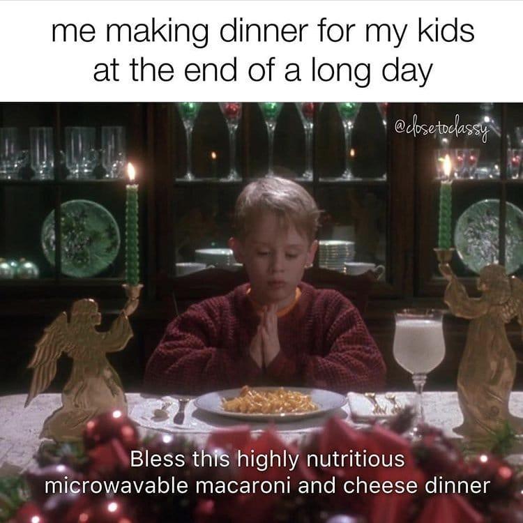 Home Alone Parenting Meme. Funny 90's kid memes.