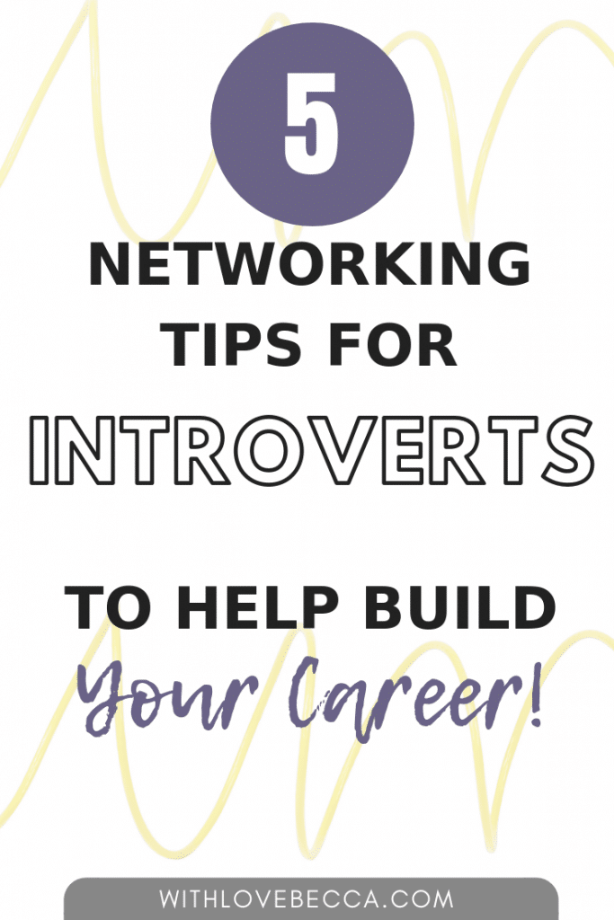Networking tips for introverts to help build your career