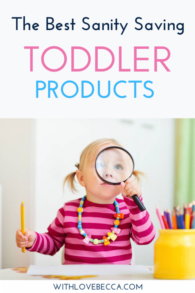 The best sanity saving toddler products on Amazon