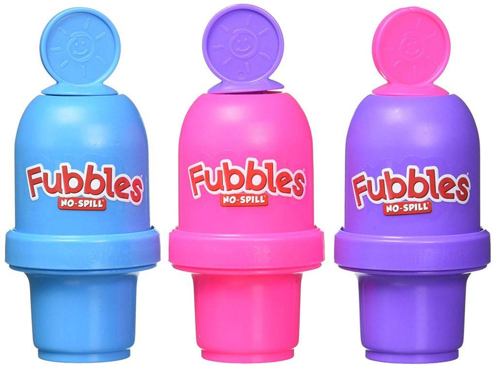 Fubbles no spill bubbles