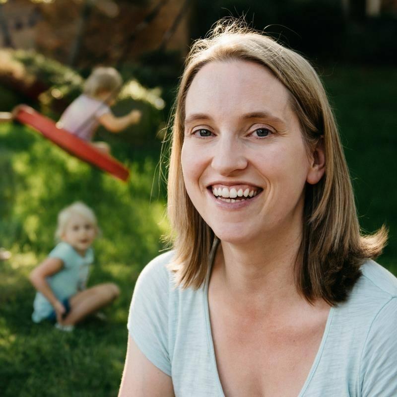 Kelly Holmes - Happy You, Happy Family blog