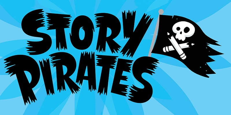 Story Pirates - fun podcast for kids
