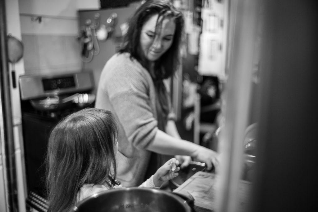 Ruthy Kirwan - weekday meals for working moms